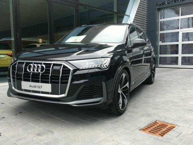 Audi Q7 - S line 50 TDI quattro 210(286) kW(PS) tiptronic , 286PS