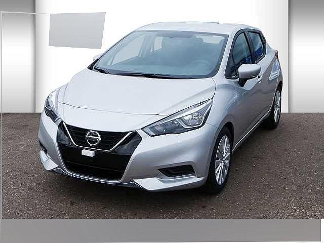Nissan Micra - IG-T 100 Xtronic Acenta Winter- und Technik-Paket