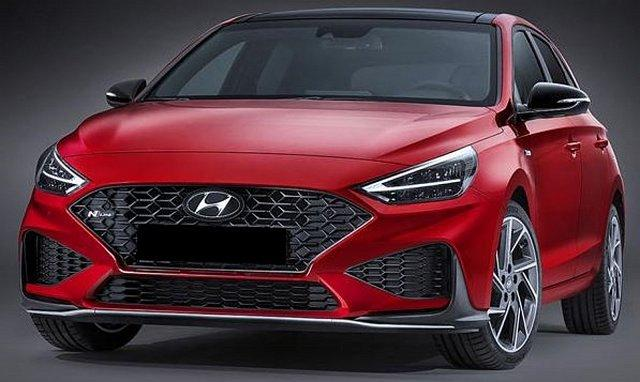 Hyundai i30 - 159 PS n. Modell! N-Line LED*Kamera*Nav uvm!
