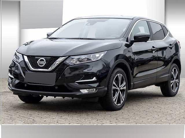 Nissan Qashqai - 1.3 DIG-T DCT N-CONNECTA Design + Winter-Paket