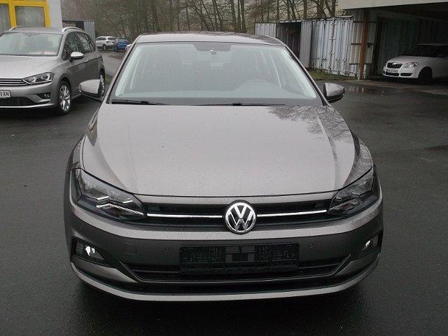 Volkswagen Polo - 1.0 Comfortline Sitzheizu PDC Appcon Sofort