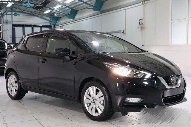 Nissan Micra - 1,0 IG-T N-CONNECTA