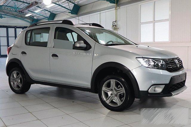 Dacia Sandero - STEPWAY TCE 90 (SS) PRESTIGE NAVI KLIMA PDC KAMERA