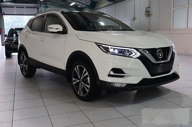 Nissan Qashqai - 1,3 DIG-T N-CONNECTA NAVI LED TEILLEDER