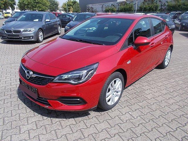 Opel Astra - Edition 1.2 Turbo, Klimaautom, Winterpaket