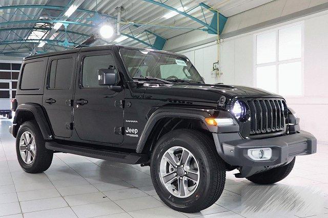 Jeep Wrangler - JL 2,2 CRDI UNLIMITED 4WD SAHARA AUTOMATIK MJ 2020