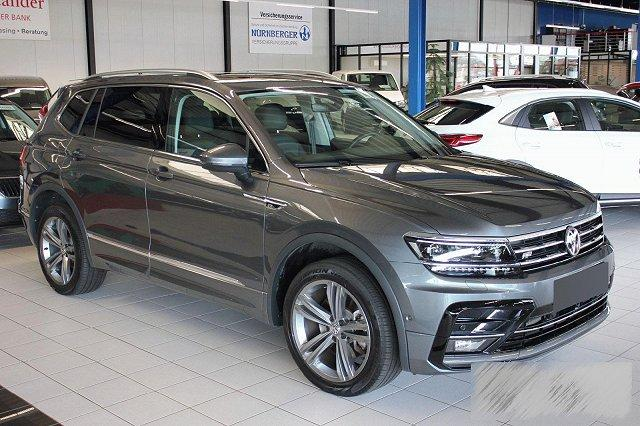 Volkswagen Tiguan Allspace - 2,0 TSI BMT OPF DSG HIGHLINE R-LINE 7-SITZER NAVI LED PANO AHK LM19