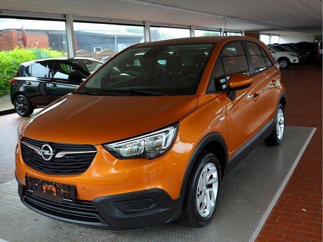 Opel Crossland X - 1.2 Turbo Edition ONLINEKAUF MÖGLICH