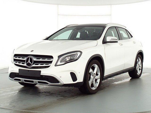 Mercedes-Benz GLA - 200 Urban LED+ Pano Navi DAB el.Heckkl. SHZ
