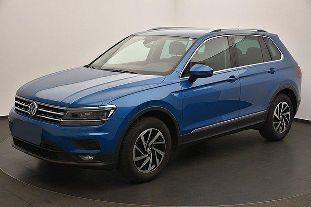 Volkswagen Tiguan - 2.0 TDI DSG Join LED AHK HeadUp