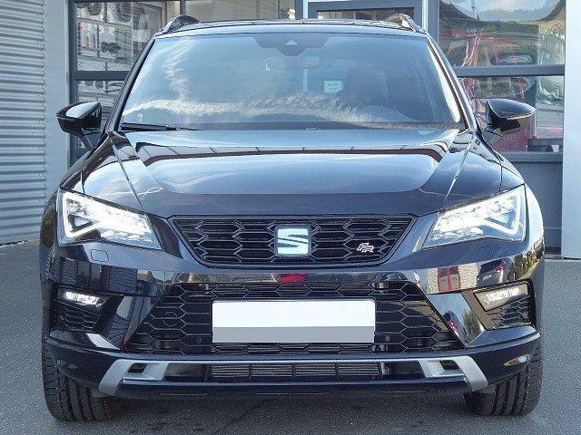 Seat Ateca - FR Black Edition TDI DSG +19 ZOLL+AHK+PANO