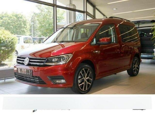 Volkswagen Caddy -