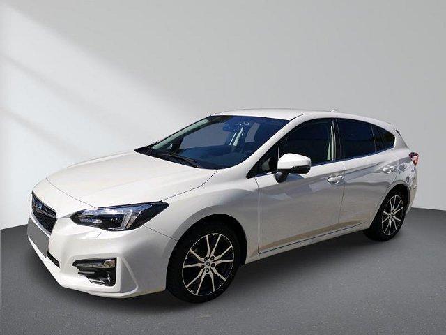 Subaru Impreza - 2.0i Exclusive Lineartronic Tempom.aktiv Bluetooth PDC Klima
