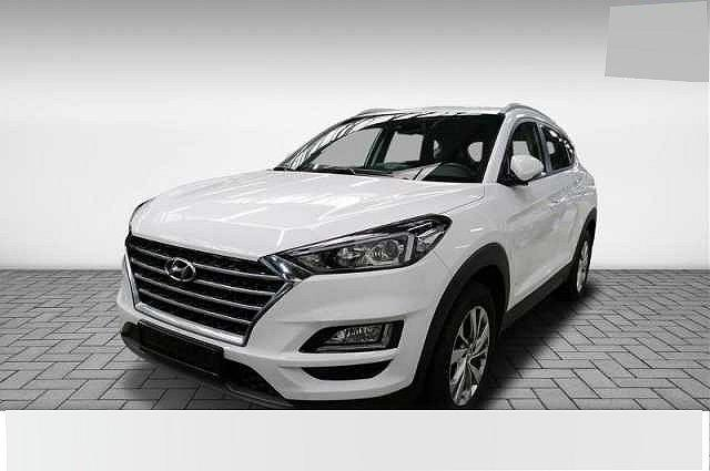 Hyundai Tucson - 1.6 GDi 2WD Trend Navi SHZ RFK BHL