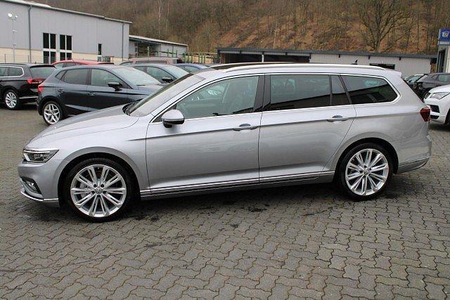 Volkswagen Passat Variant - 4x4 Eleg.Plus Pano IQ Matrix 28