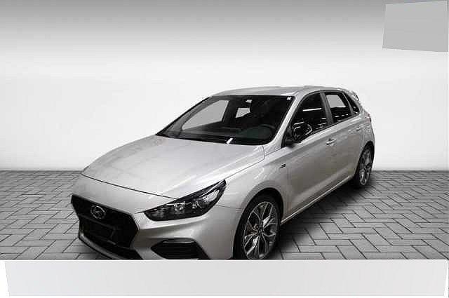 Hyundai i30 - 1.4 T-GDI N-Line Navi SHZ BHL RFK