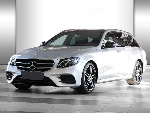 Mercedes-Benz E-Klasse - E 200 d T AMG Line Night Pano 360° Navi LED Luft