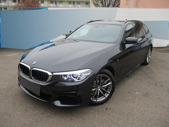 BMW 5er Touring - 520d Aut M-Sport Businesspaket