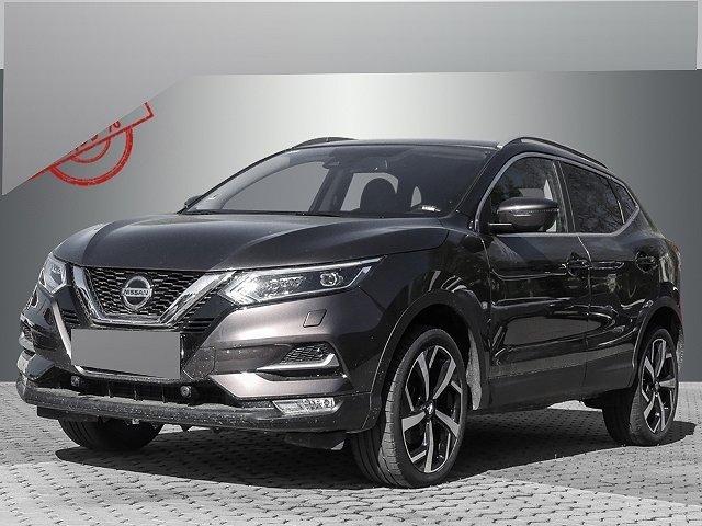 Nissan Qashqai - Tekna LED+Keyless+Rückfahrkam.++