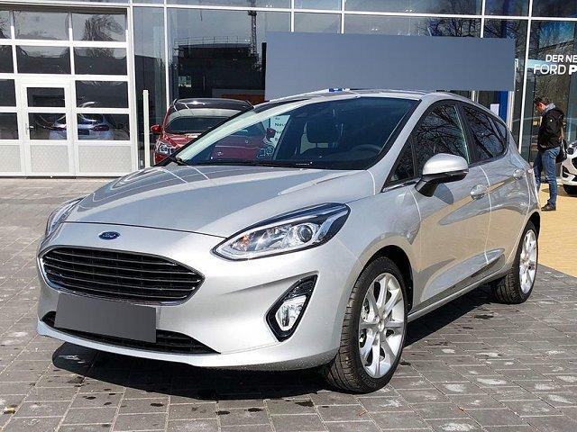 Ford Fiesta - 1.0 EcoBoost SS TITANIUM Winter-Paket