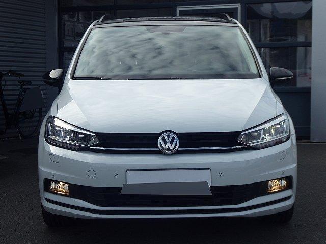 Volkswagen Touran - Highline Black Style TSI DSG +17 ZOLL+ACC