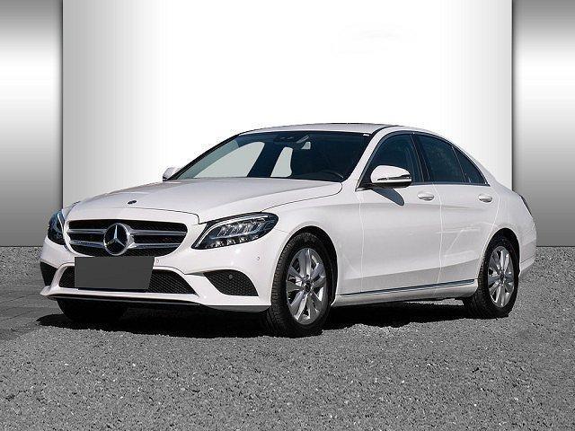 Mercedes-Benz C-Klasse - C 200 Avantgarde LED+ Navi Kamera Spur+Totw. SHZ
