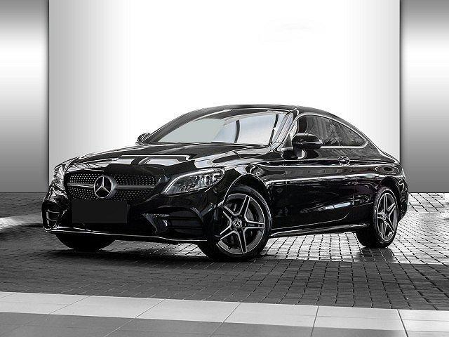 Mercedes-Benz C-Klasse - C 400 Coupe AMG Line 4M Distr+ Comand Pano Mbeam