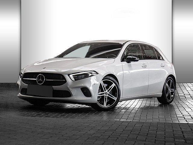 Mercedes-Benz A-Klasse - A 180 d Progressive Night Burmester Sitzklima HU