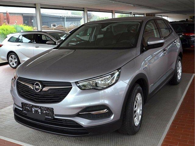 Opel Grandland X - 1.2 Turbo Select ONLINEKAUF MÖGLICH
