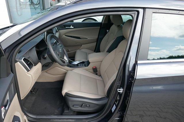 Hyundai Tucson - PREMIUM Allrad VOLLAUSSTATTUNG neue Farbe!