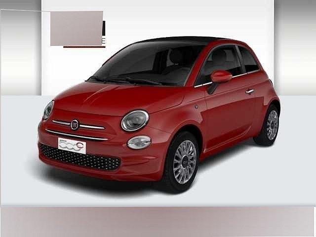 Fiat 500C - Lounge Serie 8 - City Paket, Apple CarPlay, Klima, Dach schwarz