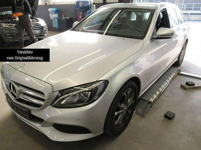Mercedes-Benz C-Klasse - C 180 T Avantgarde LED Navi SHZ Einparkh. Parkas
