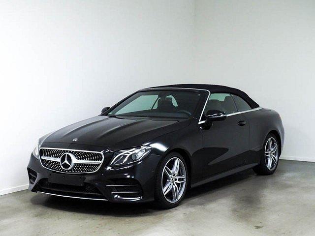 Mercedes-Benz E-Klasse - E 220 d Cabriolet AMG Sport Wide LED Navi Kamera