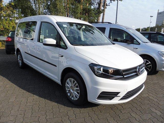 Volkswagen Caddy Maxi - 1.0 TSI/NAVI/CLIMATRO/SHZ/7SITZE