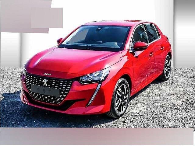 Peugeot 208 - BlueHDi 100 Allure Navi SH ACC City Paket