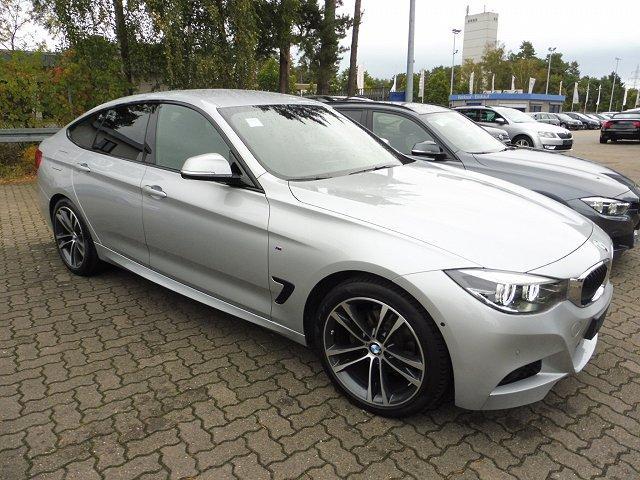 BMW 3er - 320d *GT*xDRIVE*STEPTR*M-SPORTPAKET*/UPE:68