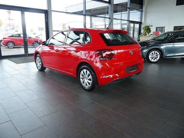 Volkswagen Polo - 1.0 TSI Klima Einparkh. v+h Sitzheizung Comfortline uvm
