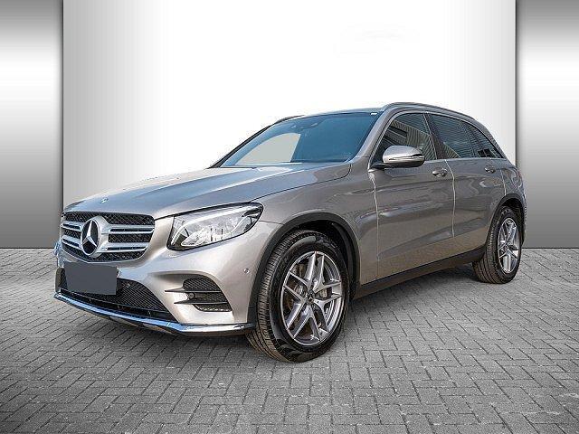 Mercedes-Benz GLC - 220 d 4M AMG Line Pano Navi Totw. LED+ SHZ