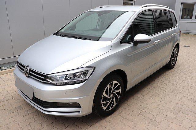 Volkswagen Touran - 1.6 TDI DSG 7.Sitzer Join Navi,LED,Parlenk.