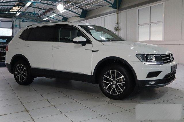 Volkswagen Tiguan Allspace - 1,5 TSI ACT BMT OPF DSG COMFORTLINE 7-SITZER NAVI AHK
