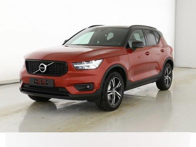 Volvo XC40 - XC 40 T4 Geartronic R-Design,BusiPRO,Winter,AHK