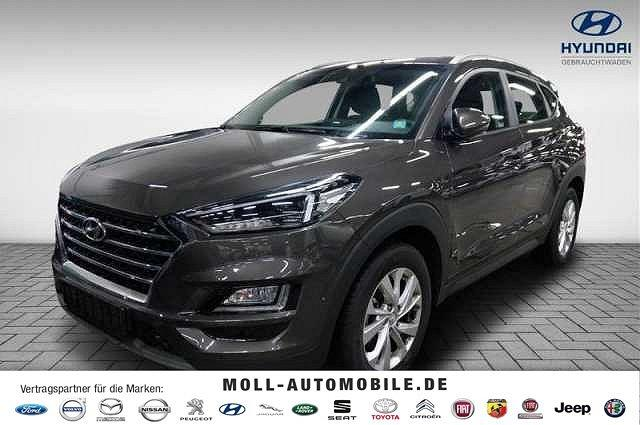 Hyundai Tucson - 1.6 GDi 4WD DCT Trend Navi LED