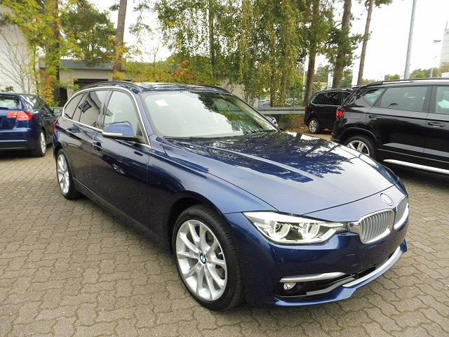 BMW 3er - 320d touring*xDRIVE*STEPTR*LUXURY LINE*/UPE:70