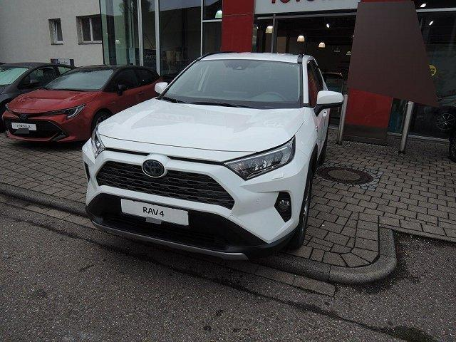 Toyota RAV4 - RAV 4 2.5 4x2 Hybrid Team Deutschland