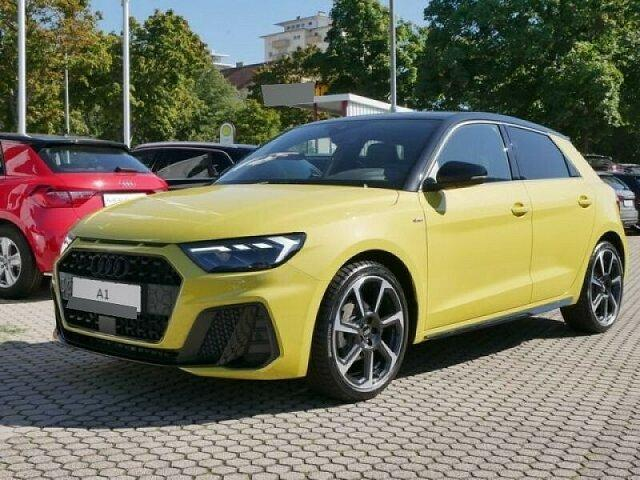 Audi A1 Sportback - S-tronic edition-one