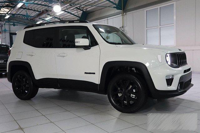 Jeep Renegade - 1,3 T-GDI 4WD LIMITED BLACK PACK NAVI AUTOMATIK MJ 2020