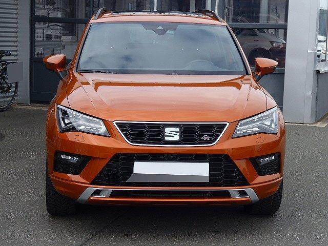 Seat Ateca - FR 4Drive TDI DSG +19 ZOLL+AHK+PANORAMA+ST