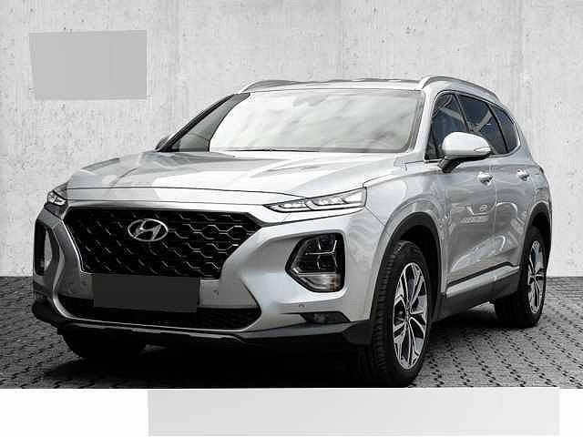 Hyundai Santa Fe - 2.2 CRDi 2WD Premium Navi Leder LED Head-Up