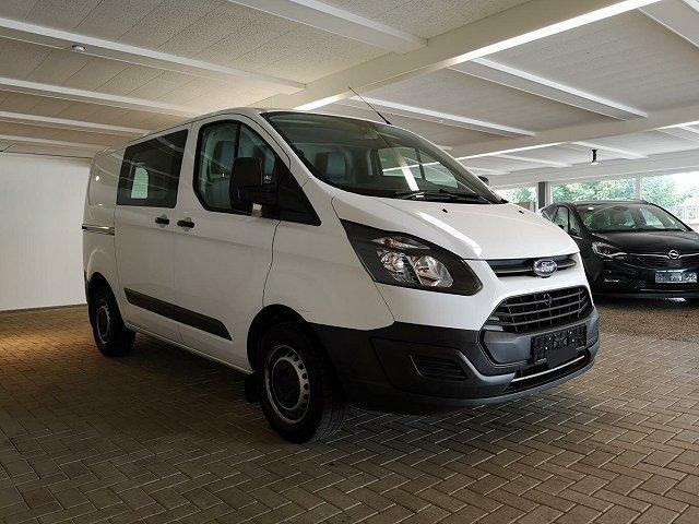 Ford Transit Custom - KASTEN BASIS 270 L1 AUDIO 2 / LADERAUMSCHUTZ-PAKET AHK