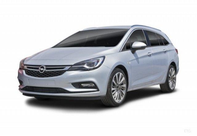 Opel Astra Sports Tourer - 1.5 D Start/Stop Elegance (K)
